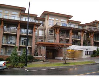 "Photo 1: 408 1633 MACKAY Avenue in North Vancouver: Norgate Condo for sale in ""TOUCHSTONE"" : MLS®# V802096"