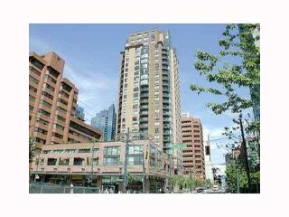 "Photo 2: 312 1189 HOWE Street in Vancouver: Downtown VW Condo for sale in ""THE GENESIS RESIDENCE & CLUB"" (Vancouver West)  : MLS®# V818440"