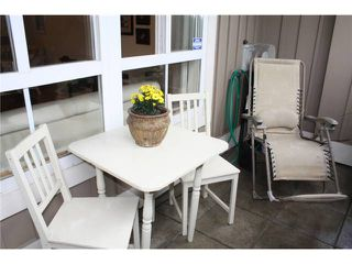 """Photo 8: 690 W 7TH Avenue in Vancouver: Fairview VW Townhouse for sale in """"LIBERTE"""" (Vancouver West)  : MLS®# V846020"""