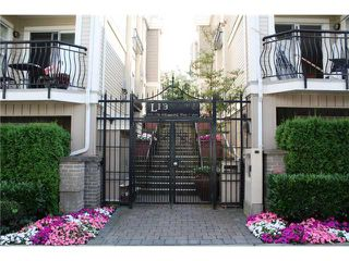 """Photo 1: 690 W 7TH Avenue in Vancouver: Fairview VW Townhouse for sale in """"LIBERTE"""" (Vancouver West)  : MLS®# V846020"""