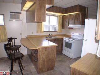 "Photo 8: 195 3665 244 Street in Langley: Otter District Manufactured Home for sale in ""Langley Grove Estates"" : MLS®# F1101303"