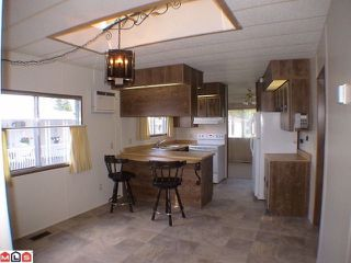 "Photo 7: 195 3665 244 Street in Langley: Otter District Manufactured Home for sale in ""Langley Grove Estates"" : MLS®# F1101303"