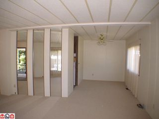 "Photo 6: 195 3665 244 Street in Langley: Otter District Manufactured Home for sale in ""Langley Grove Estates"" : MLS®# F1101303"