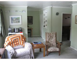 Photo 5: 999 REED Road in Gibsons: Gibsons & Area House for sale (Sunshine Coast)  : MLS®# V752207
