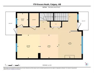 Photo 29: 179 KINCORA Heath NW in Calgary: Kincora Row/Townhouse for sale : MLS®# C4259597