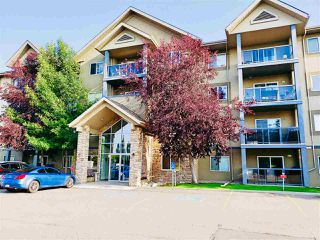Photo 1: 203 279 SUDER GREENS Drive in Edmonton: Zone 58 Condo for sale : MLS®# E4168042