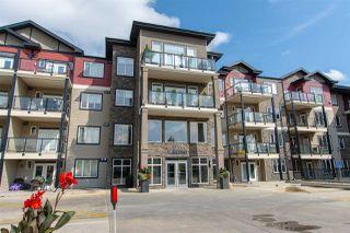 Photo 1: 313 12408 15 Avenue in Edmonton: Zone 55 Condo for sale : MLS®# E4170531