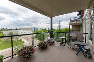 Photo 22: 313 12408 15 Avenue in Edmonton: Zone 55 Condo for sale : MLS®# E4170531