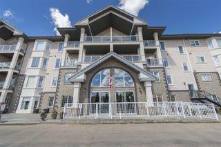 Photo 1: 448 612 111 Street in Edmonton: Zone 55 Condo for sale : MLS®# E4183554