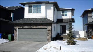 Main Photo: 22 Thompson Crescent in Red Deer: Timberstone Residential for sale : MLS®# CA0191245