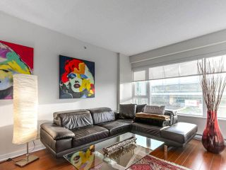 "Photo 4: 605 821 CAMBIE Street in Vancouver: Downtown VW Condo for sale in ""Raffles on Robson"" (Vancouver West)  : MLS®# R2450056"