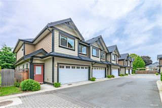 Main Photo: 7 8531 WILLIAMS Road in Richmond: Saunders Townhouse for sale : MLS®# R2473543