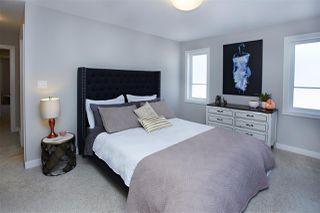 Photo 18: 17 1480 WATT Drive in Edmonton: Zone 53 Townhouse for sale : MLS®# E4207485
