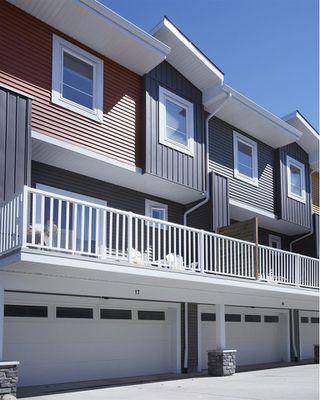 Photo 33: 17 1480 WATT Drive in Edmonton: Zone 53 Townhouse for sale : MLS®# E4207485