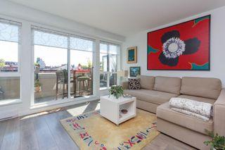 Photo 3: 413 528 Pandora Ave in : Vi Downtown Condo Apartment for sale (Victoria)  : MLS®# 850306