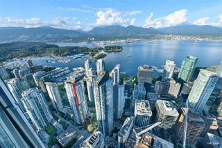 Photo 1: 6705 1151 W GEORGIA Street in Vancouver: Coal Harbour Condo for sale (Vancouver West)  : MLS®# R2501474
