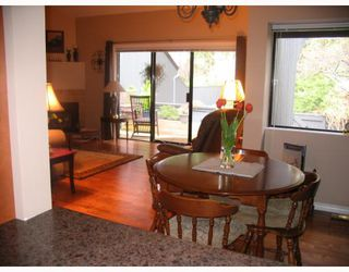 """Photo 2: 308 4001 MOUNT SEYMOUR Parkway in North Vancouver: Roche Point Townhouse for sale in """"MAPLES"""" : MLS®# V809118"""