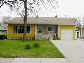 Main Photo: 442 Wallasey Street in WINNIPEG: St James Residential for sale (West Winnipeg)  : MLS®# 1008373