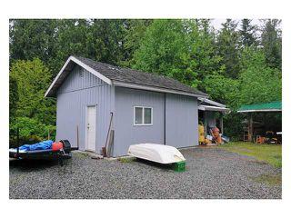Photo 9: 11839 284TH Street in Maple Ridge: Whonnock House for sale : MLS®# V831322