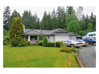 Photo 1: 11839 284TH Street in Maple Ridge: Whonnock House for sale : MLS®# V831322