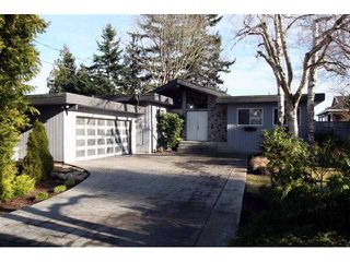 "Photo 1: 352 54TH Street in Tsawwassen: Pebble Hill House for sale in ""PEBBLE HILL"" : MLS®# V848437"
