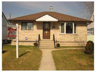Photo 1: 502 RADFORD Street in WINNIPEG: North End Residential for sale (North West Winnipeg)  : MLS®# 2806275