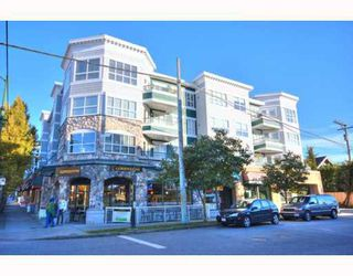"Photo 1: 204 2680 W 4TH Avenue in Vancouver: Kitsilano Condo for sale in ""THE STAR OF KITSILANO"" (Vancouver West)  : MLS®# V749238"