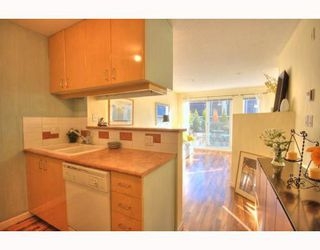 "Photo 3: 204 2680 W 4TH Avenue in Vancouver: Kitsilano Condo for sale in ""THE STAR OF KITSILANO"" (Vancouver West)  : MLS®# V749238"