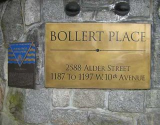"Photo 8: 105 2588 ALDER Street in Vancouver: Fairview VW Condo for sale in ""BOLLERT PLACE"" (Vancouver West)  : MLS®# V766148"