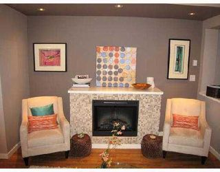 """Photo 6: 3858 WELWYN Street in Vancouver: Victoria VE Townhouse for sale in """"STORIES"""" (Vancouver East)  : MLS®# V774783"""