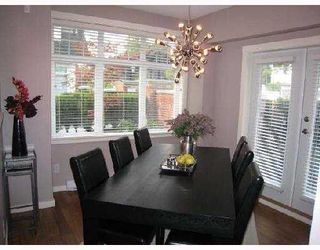 "Photo 5: 3858 WELWYN Street in Vancouver: Victoria VE Townhouse for sale in ""STORIES"" (Vancouver East)  : MLS®# V774783"