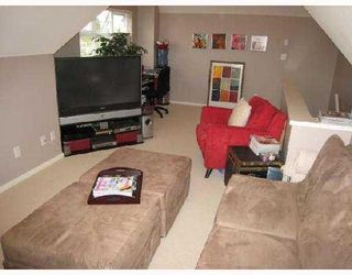 """Photo 8: 3858 WELWYN Street in Vancouver: Victoria VE Townhouse for sale in """"STORIES"""" (Vancouver East)  : MLS®# V774783"""