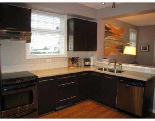 "Photo 4: 3858 WELWYN Street in Vancouver: Victoria VE Townhouse for sale in ""STORIES"" (Vancouver East)  : MLS®# V774783"