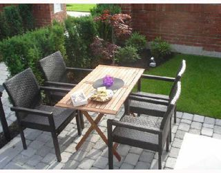 """Photo 10: 3858 WELWYN Street in Vancouver: Victoria VE Townhouse for sale in """"STORIES"""" (Vancouver East)  : MLS®# V774783"""