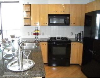 """Photo 4: 2302 501 PACIFIC Street in Vancouver: Downtown VW Condo for sale in """"The 501"""" (Vancouver West)  : MLS®# V779257"""