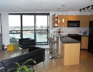 """Photo 5: 2302 501 PACIFIC Street in Vancouver: Downtown VW Condo for sale in """"The 501"""" (Vancouver West)  : MLS®# V779257"""