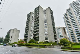 Main Photo: 206 710 SEVENTH AVENUE in New Westminster: Uptown NW Condo for sale : MLS®# R2361455