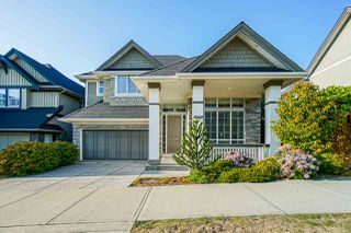 "Photo 1: 16091 28 Avenue in Surrey: Grandview Surrey House for sale in ""Morgan Heights"" (South Surrey White Rock)  : MLS®# R2397974"