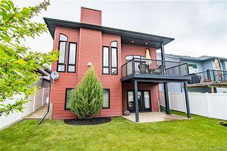 Photo 33: 196 Vincent Close in Red Deer: RR Vanier Woods Residential for sale : MLS®# CA0179658