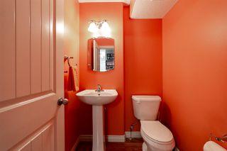 Photo 25: 15120 33 Street in Edmonton: Zone 35 House Half Duplex for sale : MLS®# E4183996