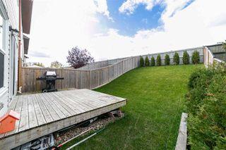 Photo 41: 15120 33 Street in Edmonton: Zone 35 House Half Duplex for sale : MLS®# E4183996