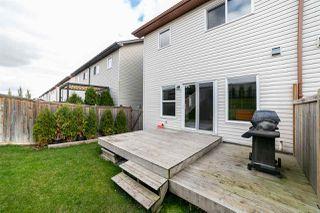 Photo 40: 15120 33 Street in Edmonton: Zone 35 House Half Duplex for sale : MLS®# E4183996