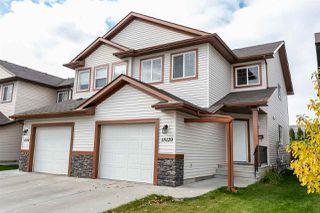 Photo 48: 15120 33 Street in Edmonton: Zone 35 House Half Duplex for sale : MLS®# E4183996