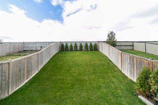 Photo 43: 15120 33 Street in Edmonton: Zone 35 House Half Duplex for sale : MLS®# E4183996