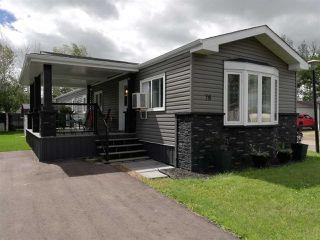 Photo 1: 78 Willow Park Estates: Leduc Mobile for sale : MLS®# E4188647