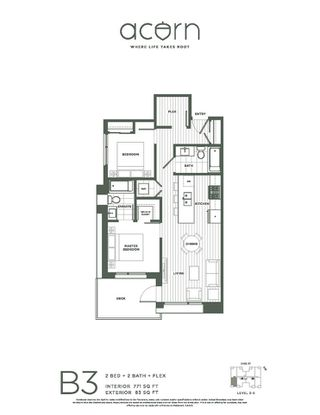 """Photo 4: 302 2666 DUKE Street in Vancouver: Collingwood VE Condo for sale in """"ACORN"""" (Vancouver East)  : MLS®# R2461587"""