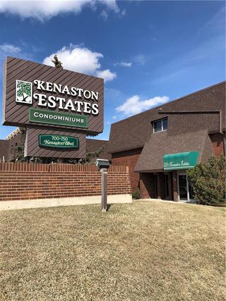 Photo 1: 301 750 Kenaston Boulevard in Winnipeg: Condominium for sale (1D)  : MLS®# 202012983