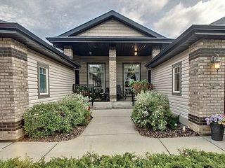 Photo 2: 54 276 Cranford Drive: Sherwood Park House Half Duplex for sale : MLS®# E4203483