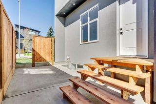 Photo 37: 1104 40 Street SW in Calgary: Rosscarrock Row/Townhouse for sale : MLS®# A1034743