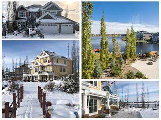 Photo 1: 1815 90A Street in Edmonton: Zone 53 House for sale : MLS®# E4216111